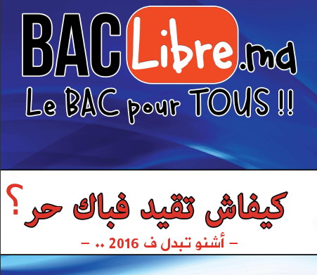 Le Guide Bac Libre 2016