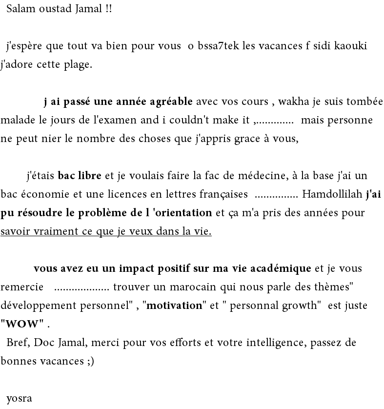 Mes Notes