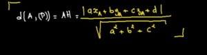المسافة-بين-نقطة-و-2مستوى-768x204